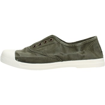 Zapatos Niño Zapatillas bajas Natural World - Sneaker kaki 102E-622 KAKI