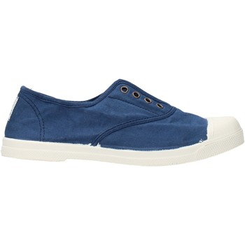 Zapatos Niño Tenis Natural World - Scarpa lacci blu 102-548 BLU