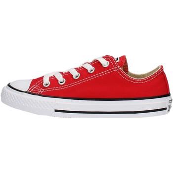 Zapatos Niño Zapatillas bajas Converse - Ct as ox rosso 3J236C ROSSO