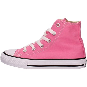 Zapatos Niña Zapatillas altas Converse - Ct as hi rosa 3J234C ROSA