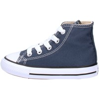 Zapatos Niño Zapatillas altas Converse - Ct as hi blu 7J233C BLU