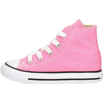 Zapatos Niña Zapatillas altas Converse - Ct as hi b rosa 7J234C ROSA