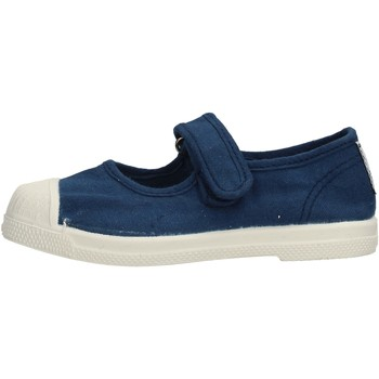 Zapatos Niña Tenis Natural World - Scarpa velcro azul 476-548 BLU