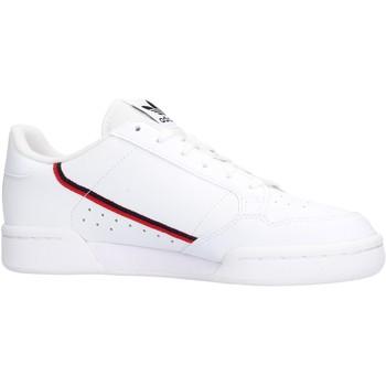 Zapatos Niño Zapatillas bajas adidas Originals - Continental 80 bianco F99787 BIANCO