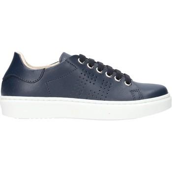 Zapatos Niño Zapatillas bajas Sho.e.b. 76 - Sneaker blu 1208 BLU