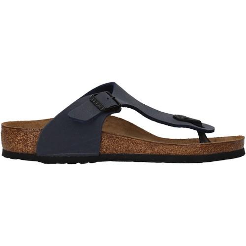 Birkenstock - Gizeh blu 345443 - Zapatos Chanclas Nino