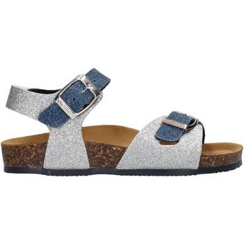 Zapatos Niña Sandalias Gold Star - Sandalo jeans blu 8846J BLU