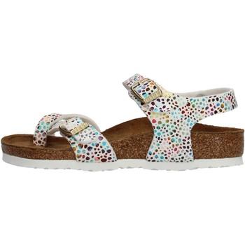 Zapatos Niña Sandalias Birkenstock - Taormina bianco 1009454 BIANCO