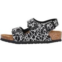 Zapatos Niño Sandalias Birkenstock - Milano nero 1012609 NERO