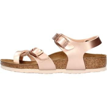 Zapatos Niña Sandalias Birkenstock - Taormina bronzo 1014444 BRONZO