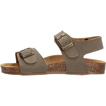 Zapatos Niño Sandalias Gold Star - Sandalo kaki 8405 KAKI