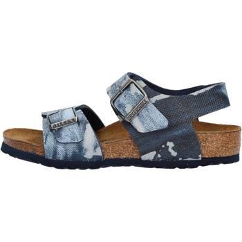 Zapatos Niño Sandalias Birkenstock - New york  blu 1004917