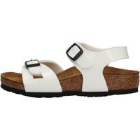 Zapatos Niña Sandalias Birkenstock - Rio bianco 931133 BIANCO