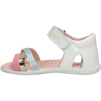 Zapatos Niña Sandalias Pablosky - Sandalo bianco 047009 BIANCO