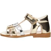 Zapatos Niña Sandalias Pablosky - Sandalo platino 048482 BIANCO