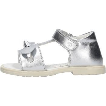 Zapatos Niña Sandalias Falcotto - Sandalo argento PLUSH ARGENTO