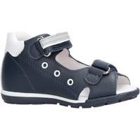 Zapatos Niño Sandalias Balducci - Sandalo blu CITA2511 BLU