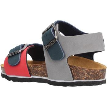 Zapatos Niño Sandalias Gold Star - Sandalo blu/rosso 1805B BLU