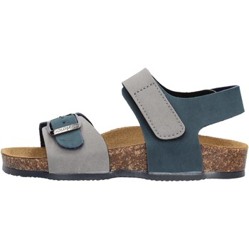 Zapatos Niño Sandalias Gold Star - Sandalo grigio/blu 8804 BLU