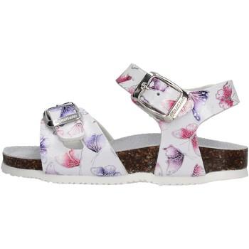 Zapatos Niña Sandalias Gold Star - Sandalo ghiaccio 8846I BIANCO