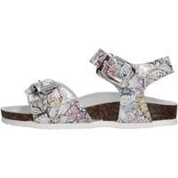 Zapatos Niña Sandalias Gold Star - Sandalo ghiaccio 8846Y ARGENTO
