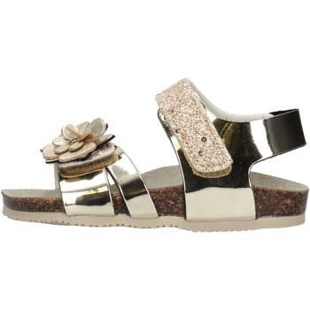 Zapatos Niña Sandalias Gold Star - Sandalo platino 8864X ARGENTO