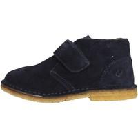 Zapatos Niño Botas de caña baja Naturino - Polacchino blu CHOCO BLU