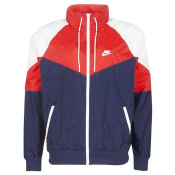 textil Hombre Cortaviento Nike M NSW HE WR JKT HD + Marino