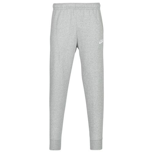 textil Hombre Pantalones de chándal Nike M NSW CLUB JGGR BB Gris