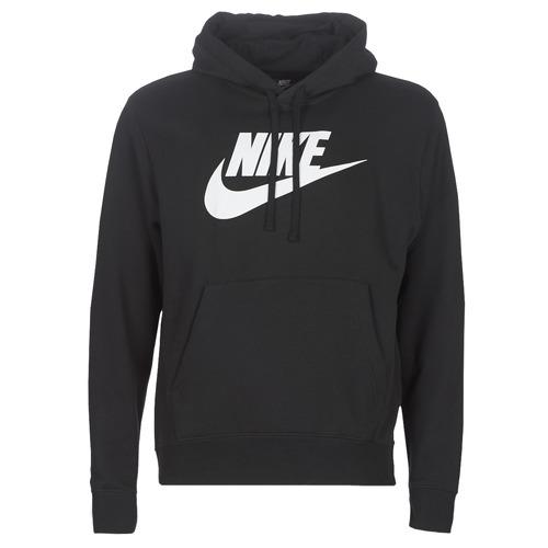 Nike M NSW CLUB HOODIE PO BB GX Negro - Envío gratis | ! - textil sudaderas Hombre