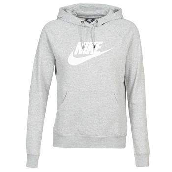 textil Mujer Sudaderas Nike W NSW ESSNTL HOODIE PO  HBR Gris