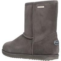 Zapatos Niño Botas de nieve EMU - Stivale grigio K10773 GRIGIO