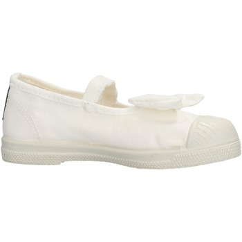 Zapatos Niña Deportivas Moda Natural World - Ballerina bianco 473-505 BIANCO