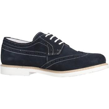 Zapatos Niño Derbie Melania - Inglesina blu camoscio ME2003D8E.X