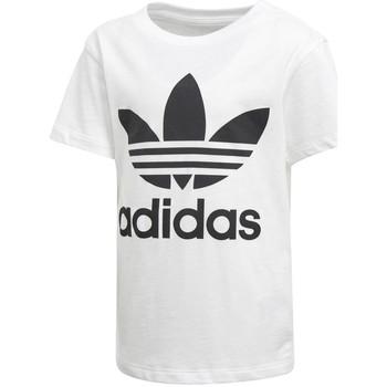 textil Niño camisetas manga corta adidas Originals - T-shirt bianco D98852