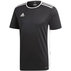 textil Niño camisetas manga corta adidas Originals - T-shirt nero CF1035 J NERO