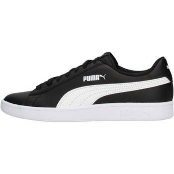 Zapatos Zapatillas bajas Puma - Sneaker da Unisex Nero in Pelle 365215-04