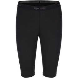 textil Pantalones Super.natural W Base Short Tight 175 Negro
