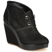 Zapatos Mujer Low boots Gaspard Yurkievich C4-VAR8 Negro