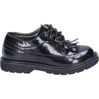 Zapatos Niña Derbie Enrico Coveri elegantes cuero sintético negro