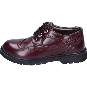 Zapatos Niña Derbie Balducci elegantes cuero sintético burdeos