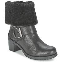 Zapatos Mujer Botas de caña baja Clarks PILICO PLACE Negro