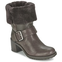 Zapatos Mujer Botas de caña baja Clarks PILICO PLACE Marrón