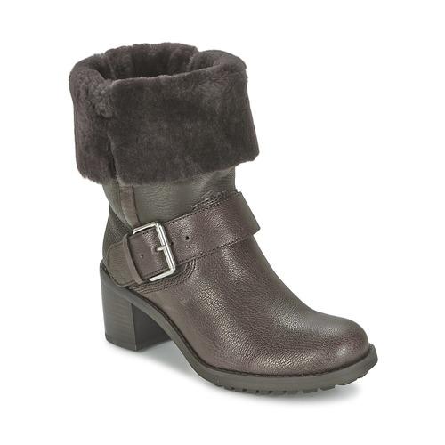 Clarks Envío PILICO PLACE Marrón - Envío Clarks gratis Nueva promoción - Zapatos Botas de caña baja Mujer 135,20 ab3e51