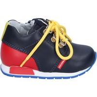Zapatos Niño Zapatillas bajas Balducci sneakers cuero azul