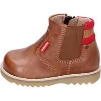 Zapatos Niño Botas de caña baja Balducci botines cuero marrón
