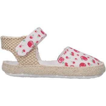 Zapatos Niña Sandalias Chicco - Ornella bianco 61106-310 BIANCO