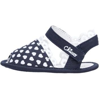 Zapatos Niña Sandalias Chicco - Norina blu 61422-800 BLU