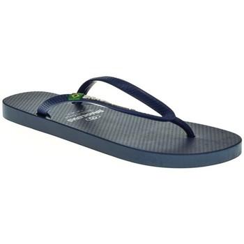 Zapatos Mujer Chanclas Brasileras CLASSIC Azul