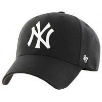 Accesorios textil Gorra 47 Brand New York Yankees MVP Cap negro